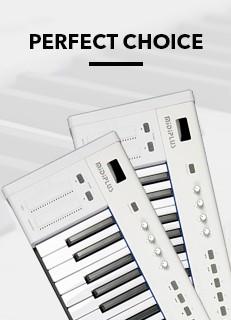 MiDiPLUS X6 Version 2 61 Key MIDI Keyboard